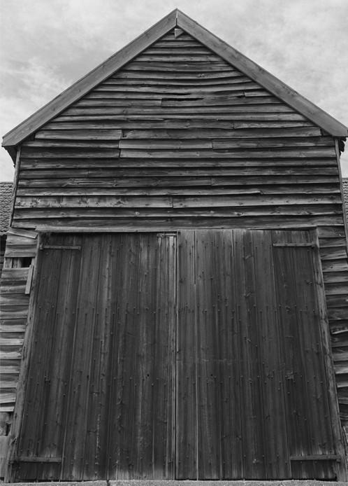 Old Barn Door 2